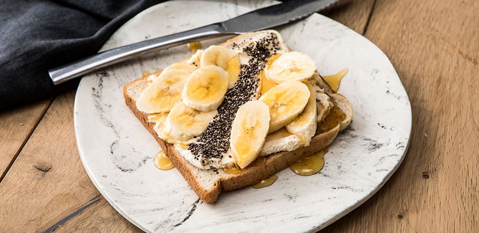 Beat Your Best Nut Butter Toastie