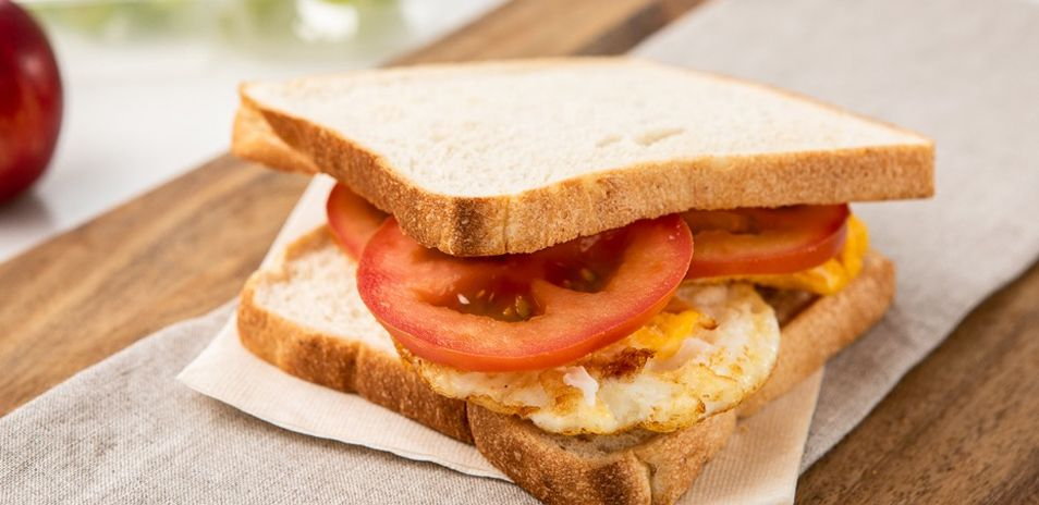 Easy Egg and Tomato