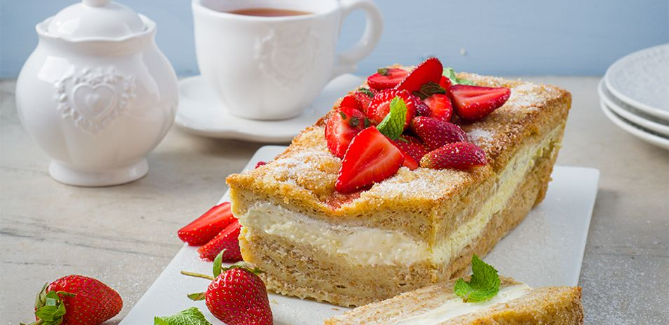 Cheesecake French Toast Loaf