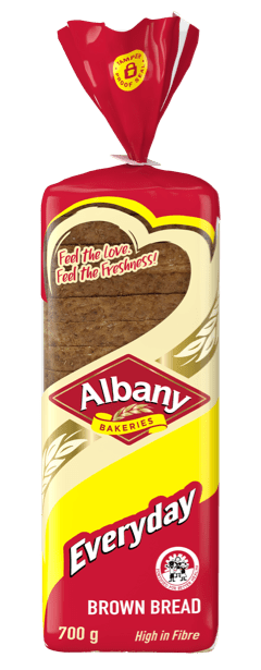 Albany Everyday_700g Brown Bread